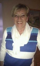 Laila Venner (66) ville ikke gå gjennom en ny ryggoperasjon   og en lang periode som sykemeldt. Så fant hun en annen løsning! (Foto:   Privat)