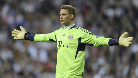 Manuel Neuer (Foto: DANI POZO/Afp)