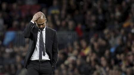 Pep Guardiola (Foto: Daniel Ochoa de Olza/Ap)