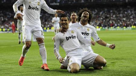 Cristiano Ronaldo (Foto: JAVIER SORIANO/Afp)
