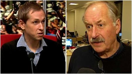 Mads Kaggestad og Johan Kaggestad (Foto: TV 2)