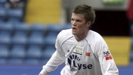 Tidligere Viking-spiller Øyvind Svenning er spillende trener   for Sandved. (Foto: Erichsen, Jarl Fr./NTB scanpix)