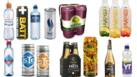 nyheter-drikke (Foto: Produsentene)