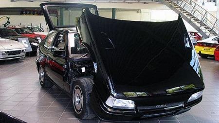 Nei - Opel bygde aldri denne bilen....