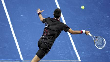 Novak Djokovic (Foto: JAVIER SORIANO/Afp)