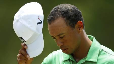 Tiger Woods (Foto: CHRIS KEANE/Reuters)