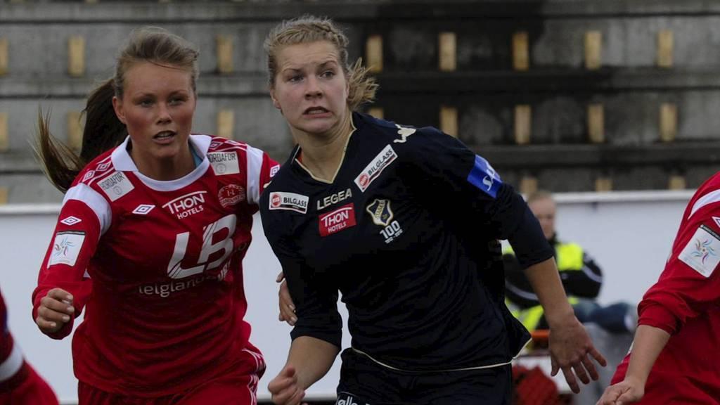 Ada Hegerberg (Foto: Foto: Ole Walter Sundlo/)