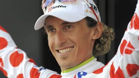 Franco Pellizotti (Foto: PATRICK HERTZOG/Afp)