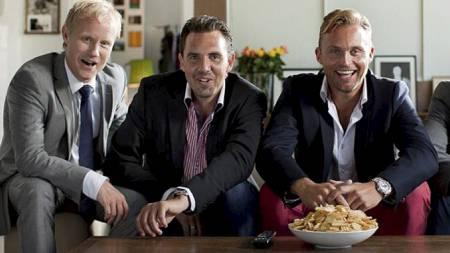 JUBELDAG: TV 2 har fått PL får fire nye år. (Foto: TV 2 Sporten/)