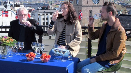 Vinsmaking (Foto: Charlotte Midtbø)