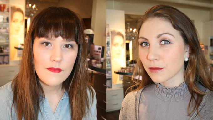 RETT SMINKE: Se an hudtone, øyenfarge og personlig stil før du velger makeuplook, er tipset fra makeupartist Hilde Lise Berglund