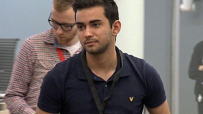 mohammed_abdulrahman (Foto: TV 2)