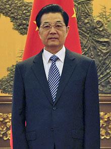 Hu Jintao (Foto: Reuters)