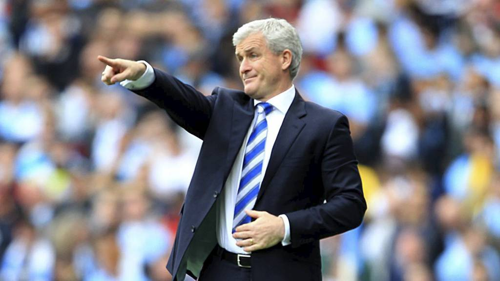 Mark Hughes (Foto: Mike Egerton/Pa Photos)
