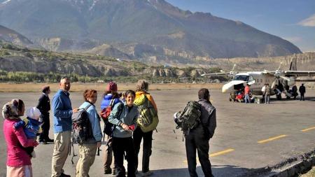 nepal   Agni Air (Foto: AFP)