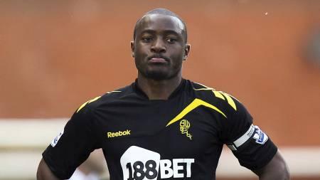 NIGEL REO-COKER: Har tidligere spilt for Aston Villa og Bolton. Nå er han Ipswich-spiller. (Foto: John Walton/Pa Photos)