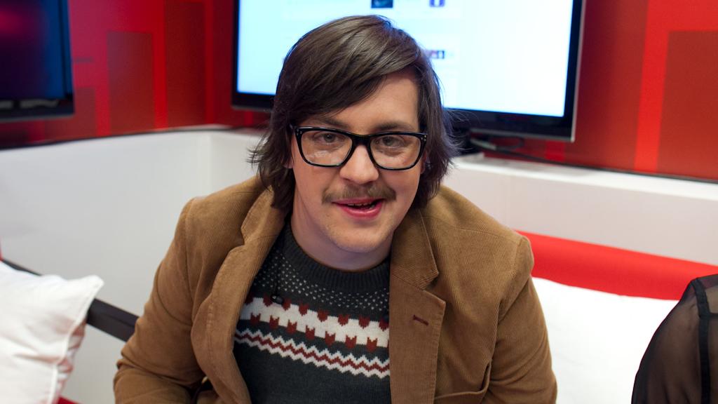 Martin Halla (Foto: Thomas Reisæter/TV 2)