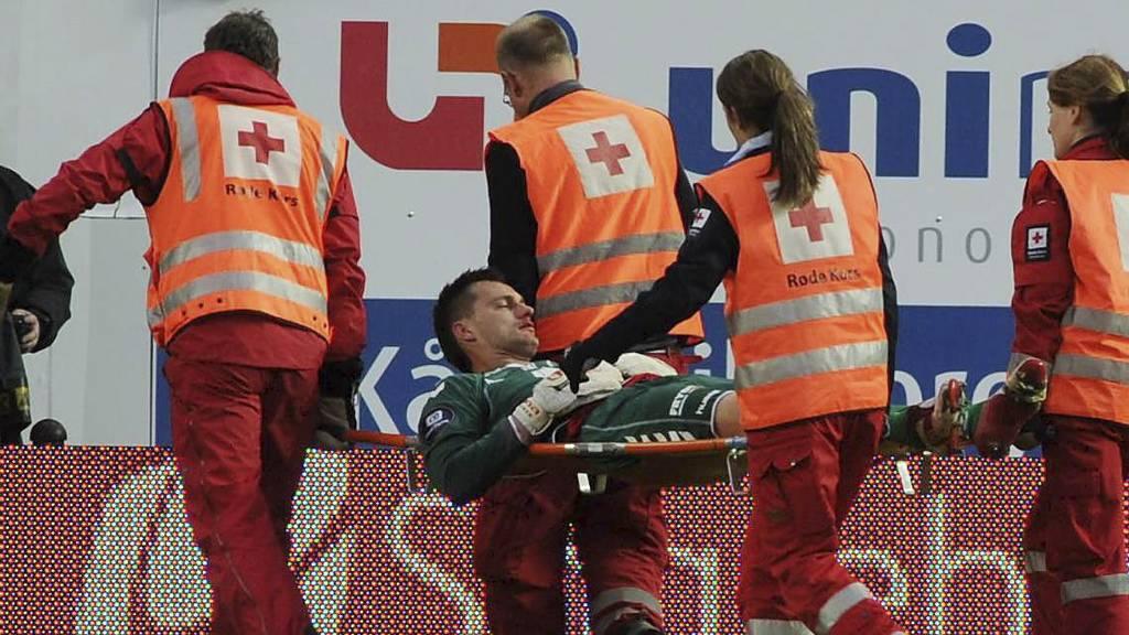 Piotr Leciejewski er skadet for andre gang denne sesongen. (Foto: Hommedal, Marit/NTB scanpix)