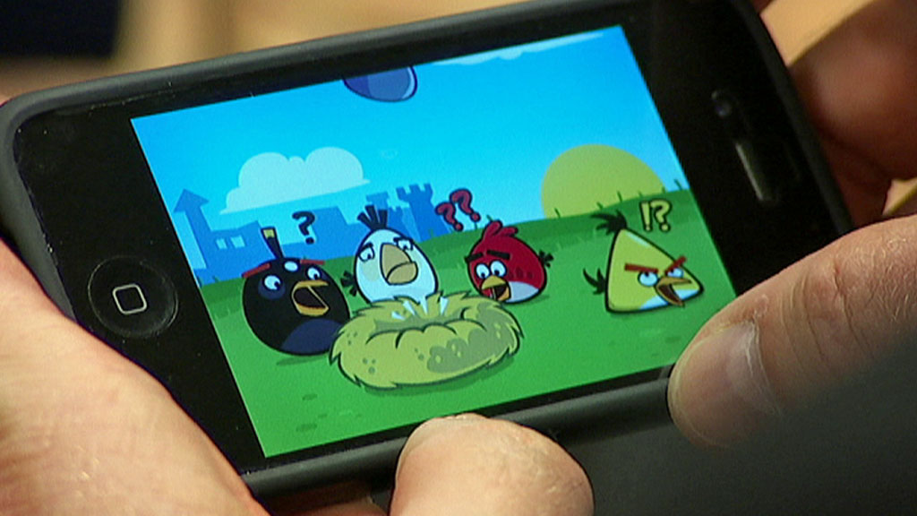 angry birds (Foto: TV 2)