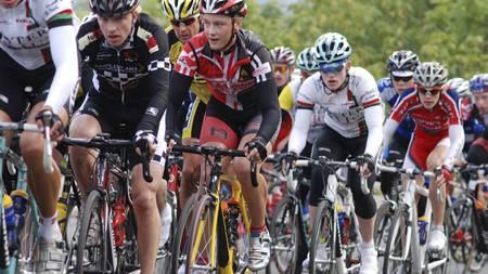 I SKUDDET: Sykkel er i støtet som aldri før, og sykkelrittene   popper opp som paddehatter. Også lavterskeltilbud som Oslo Sykkel Cup.   (Foto: Åsmund Fostervold/)