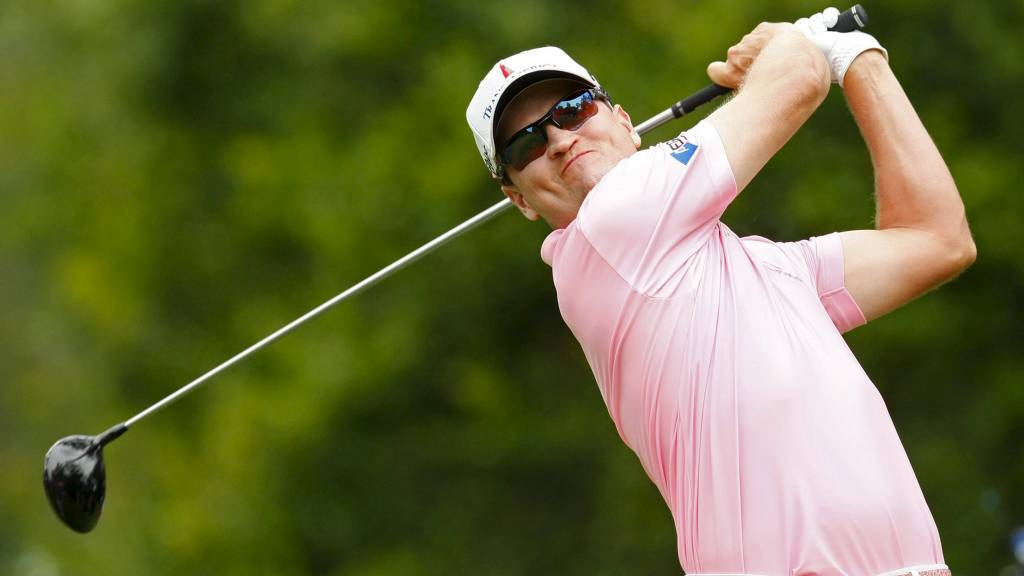 TIL TOPPS: Zach Johnson (Foto: CHRIS KEANE/Reuters)