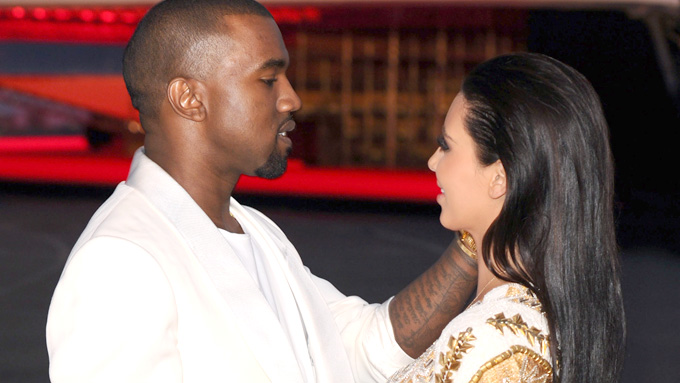 VIL DU? Kanye skal lenge ha hatt lyst til å gifte seg med Kim. (Foto: Doug Peters)