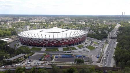 Nasjonalstadion (Foto: JANEK SKARZYNSKI/Afp)