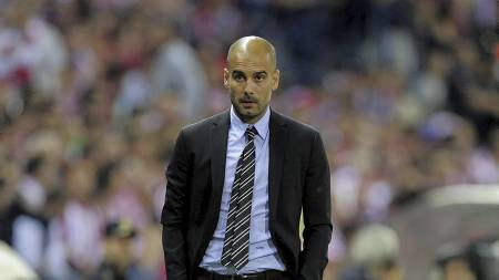 Pep Guardiola (Foto: JOSEP LAGO/Afp)