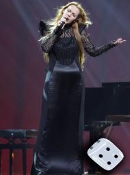 LADY GAGA? Bosnia tok en Lady Gaga. Vellykket? Nja.