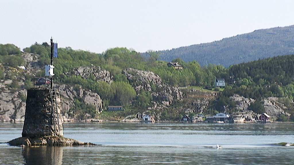 hytte-strand (Foto: Geir Johnny Huneide)
