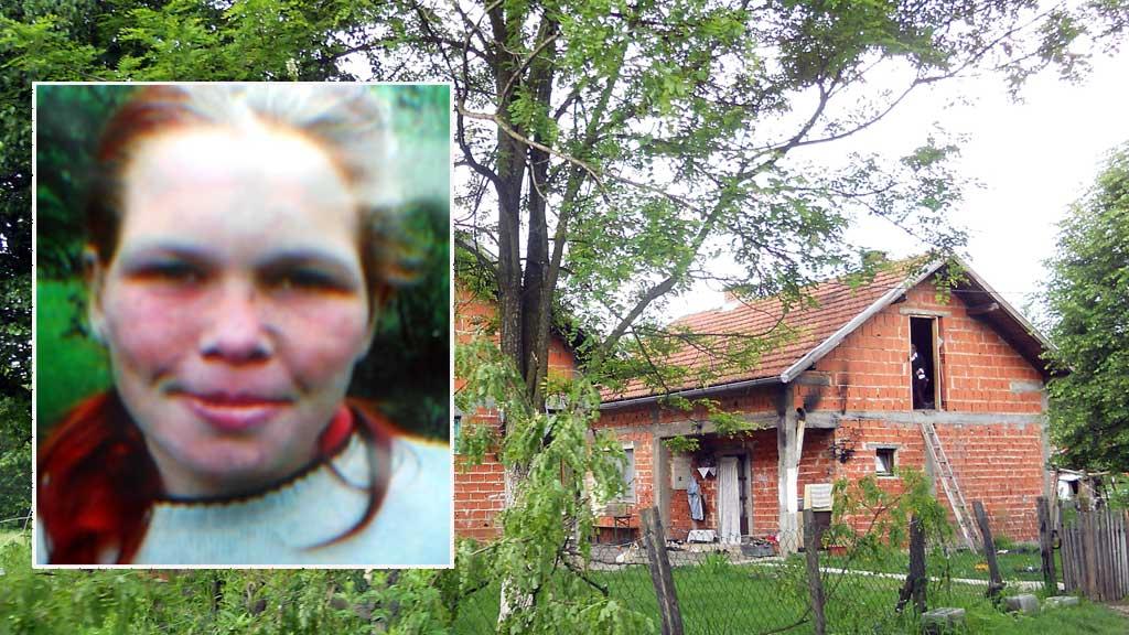 SLAVERI: Bildene av Karla og huset til familien som holdt henne fanget ble offentliggjort søndag. Hun ble funnet etter søk i skogen i området. (Foto: STR/Epa)