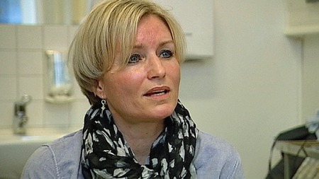 BEDRE AV SOPP: Linn Vale har sykdommen Crohns. Etter en forsøksstudie med en brasiliansk matsopp ble hun mye bedre. (Foto: TV 2)
