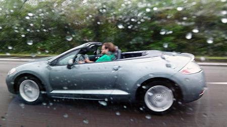 Cab-i-regnvær