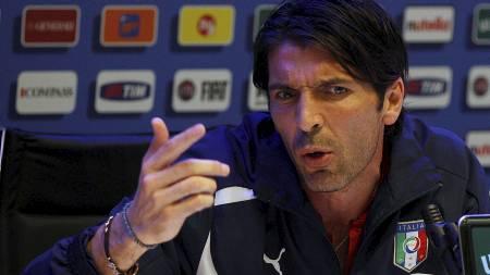 Gianluigi Buffon (Foto: TONY GENTILE/Reuters)