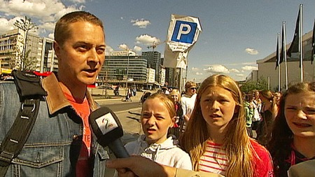 - SKUMMELT: Tore Lindstad ville ikke latt sine barn dra alene til Operaen i Bjørvika. (Foto: TV 2)