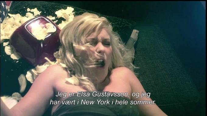 NY SERIE: På TV 2 Sumo kan du følge episodene om Elsas värld. Men du kan også hver dag få smakebiter og et lite innblikk i Elsas liv her på tv2.no