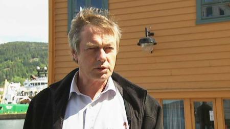 Vidar Ulriksen, regiondirektør i Fiskeridirektoratet region Vest.  (Foto: TV 2)