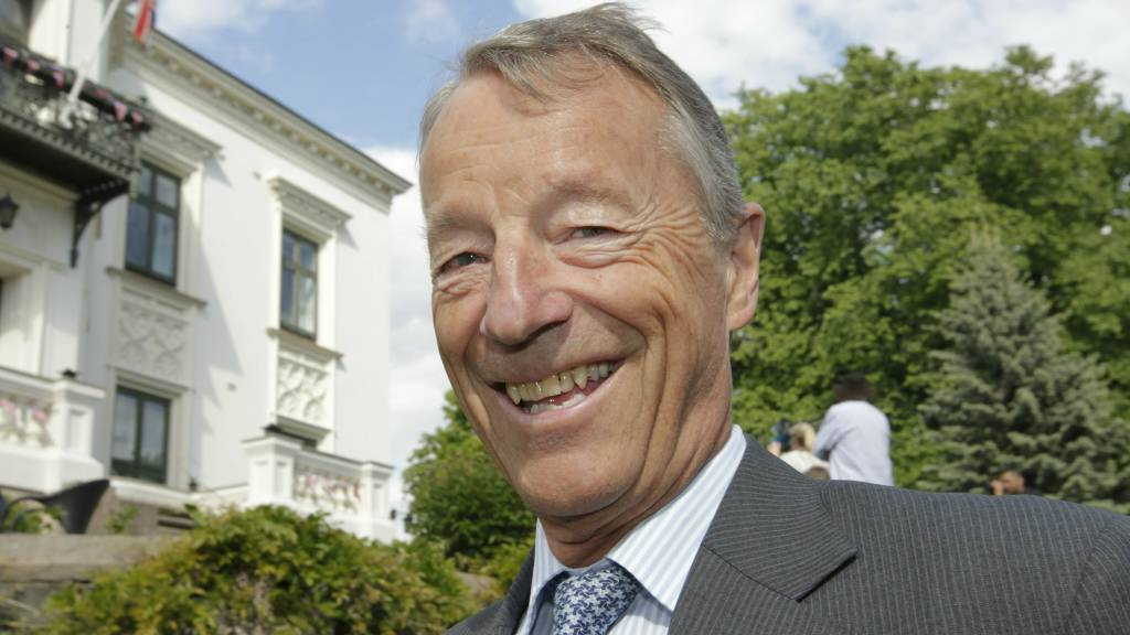 Gerhard Heiberg (Foto: Bendiksby, Terje/NTB scanpix)