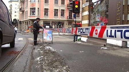 Robin Vedvik Helmersen åsted (Foto: TV 2)