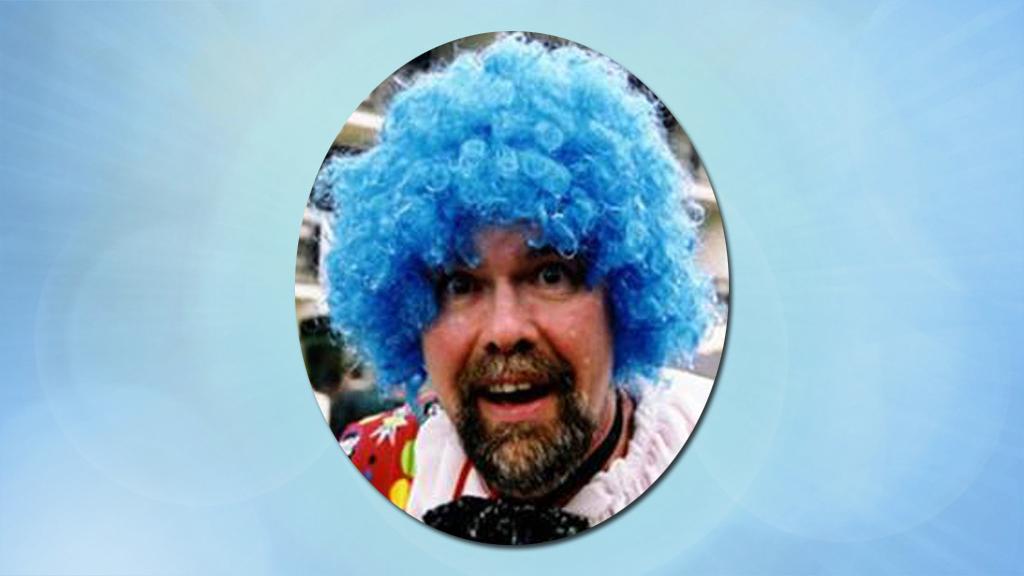 Takker være humor lever kreftsyke Knut Fenris på overtid. (Foto:  Privat)