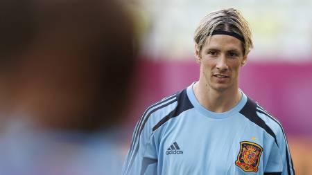 Fernando Torres (Foto: TONY GENTILE/Reuters)