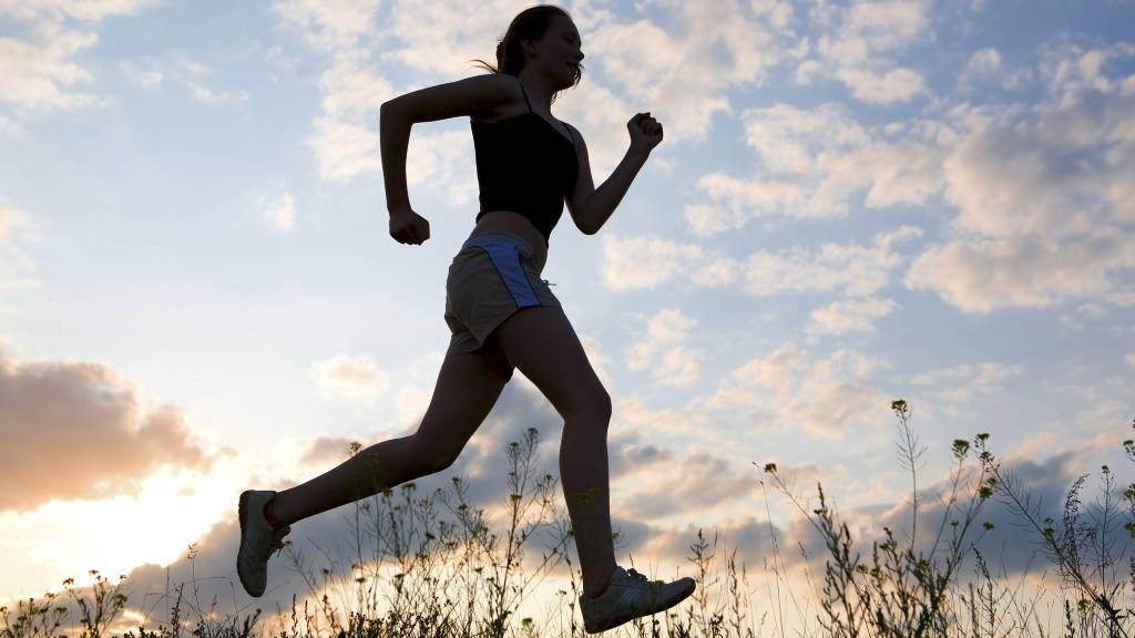 MARATONDEBUT: TV 2-reporter Hilde Gran fikk en tøff opplevelse da hun kastet seg ut på den lengste og mest berømte OL-distansen: Maraton. (Foto: Illustrasjonsfoto/Colourbox/)