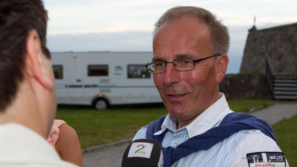 OPERERT: Tor Fløysvik innrømmer at han ikke tok helsen på alvor.