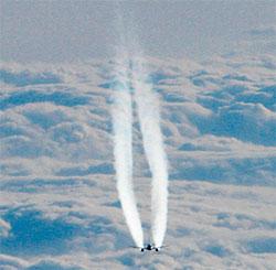 Flymeteorologene er i streik. (Foto: AP Photo/Ferdinand Ostrop)