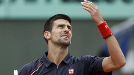 Novak Djokovic tapte Roland Garros-finalen for Rafael Nadal. (Foto: Bernat Armangue/Ap)