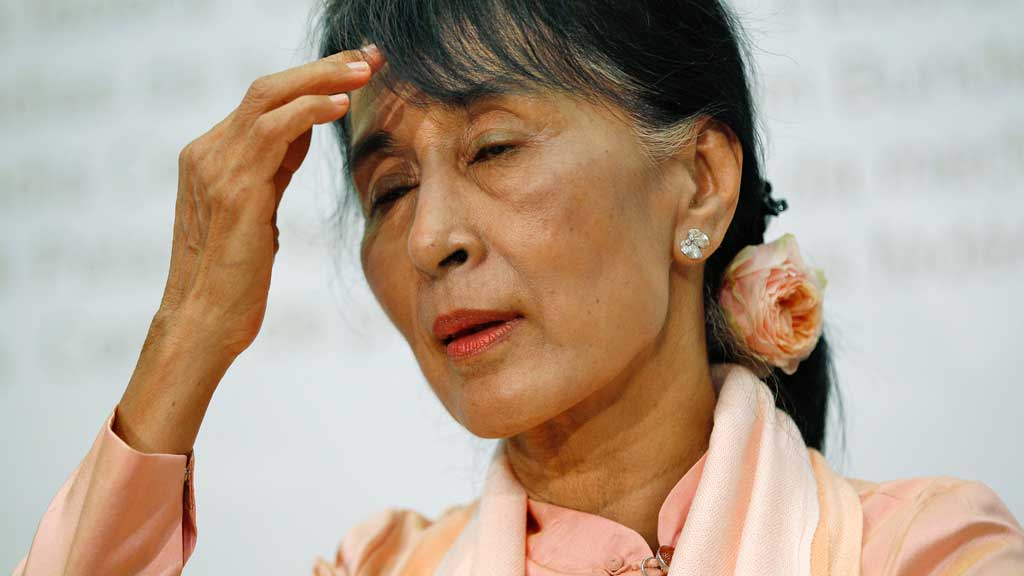 Aung San Suu Kyi (Foto: Reuters)