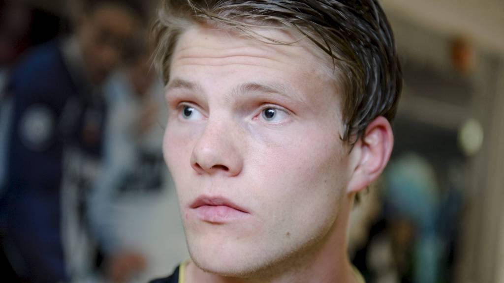 Björn Bergmann Sigurdarson (Foto: Skibstad, Kent/NTB scanpix)