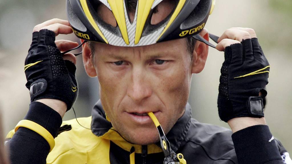 Lance Armstrong (Foto: Marcio Jose Sanchez/Ap)