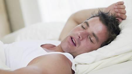 8 TIMER NATTEN: Forskning viser at nok søvn gir lavere risiko for slag. (Foto: Illustrasjonsbilde / Colourbox/)