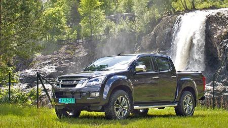 Moderne, tøft design og høyt utstyrsnivå som standard skal opprettholde norske pickup-kjøperes interesse også for den nye modellen, håper importøren. (Foto: RSA)